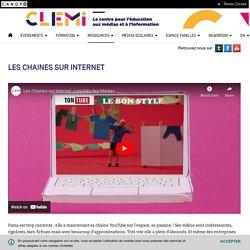 Les Chaines sur Internet- CLEMI