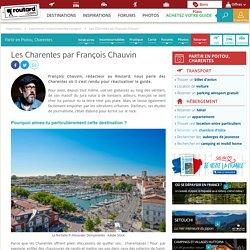 Les Charentes par François Chauvin
