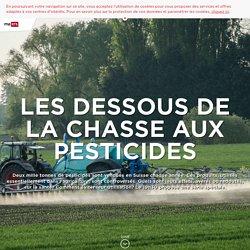 RTS_CH 16/05/16 Les dessous de la chasse aux pesticides