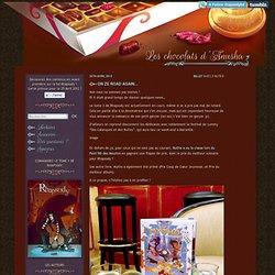 Les chocolats d'Anusha