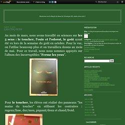 LES CINQ SENS - Le blog de moyennesectionankaraveronique.over-blog.com