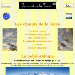 Les climats de la Terre soutien 67