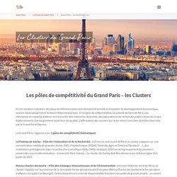 Les Clusters du Grand Paris - Grand Paris