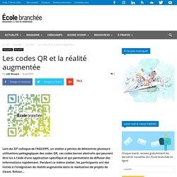 Les codes QR et la réalité augmentée