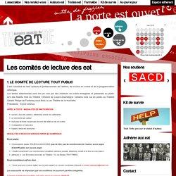 Comités Lecture - EAT