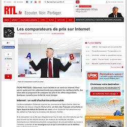 Les comparateurs de prix sur Internet