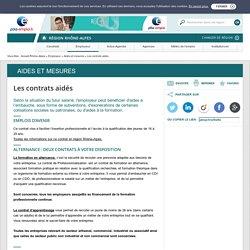 Les contrats aidés - Accueil Pôle emploi