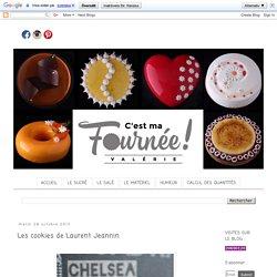 Les cookies de Laurent Jeannin