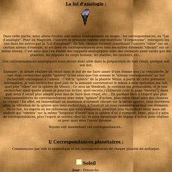 Les Correspondances