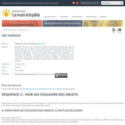 """Les couleurs (""""La Classe maternelle"""")"""