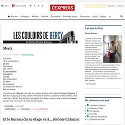 LES COULOIRS DE BERCY