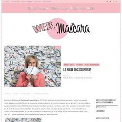 Web et Mascara