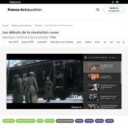 Les débuts de la révolution russe - Vidéo