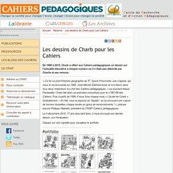 Les dessins de Charb pour les Cahiers