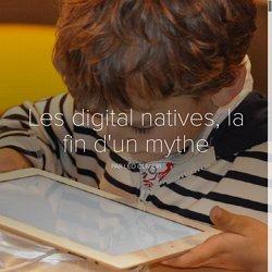 Les digital natives, la fin d'un mythe