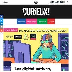 Les digital natives, des as du numérique