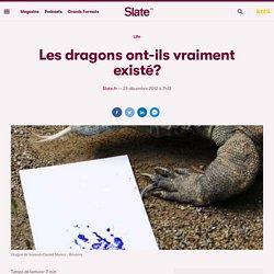 Les dragons ont-ils vraiment existé?
