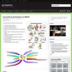 Les droits du participant à un MOOC
