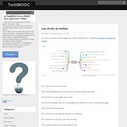 Les droits du twittos