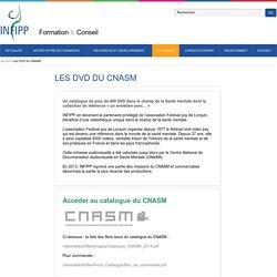 Les DVD du CNASM