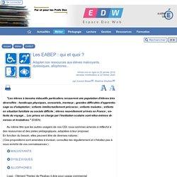 Les EABEP : qui et quoi ?