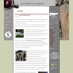Les Échalas de Langlade - Association loi 1901 pour la promotion des vins de Langlade - 30980 LANGLADE - FRANCE