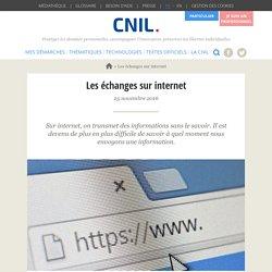 Les échanges sur internet