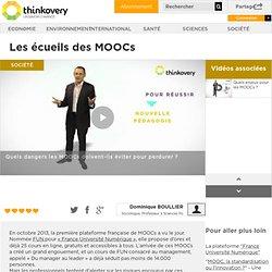 Les écueils des MOOCs