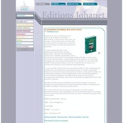 Les Editions Johanet
