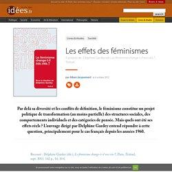 Les effets des féminismes