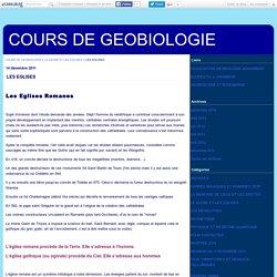 LES EGLISES - COURS DE GEOBIOLOGIE
