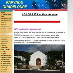 LES EGLISES - papynou-guadeloupe.com