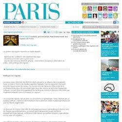 Les égouts parisiens