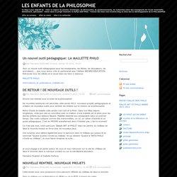 LES ENFANTS DE LA PHILOSOPHIE