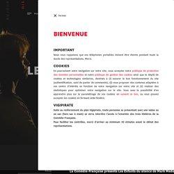 Les Enfants du silence de M. Medoff - Mise en scène de A.M. Etienne // Comédie Française