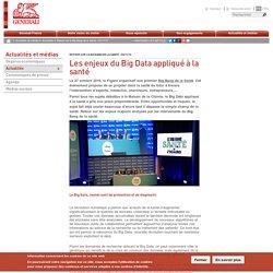 Les enjeux du Big Data appliqué à la santé