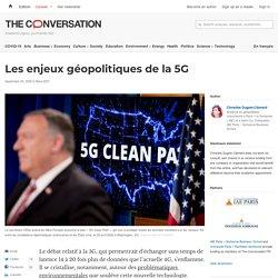 Les enjeux géopolitiques de la5G