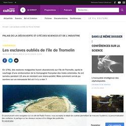 Les esclaves oubliés de l'île de Tromelin