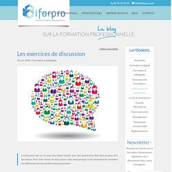 Les exercices de discussion
