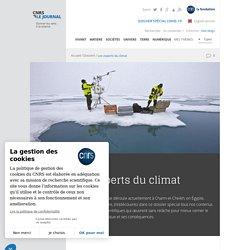 Les experts du climat [dossier] [ressource]