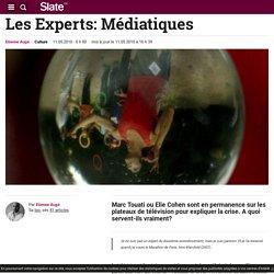 Les Experts: Médiatiques