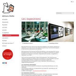 MeMo - expositions en location