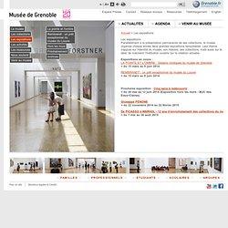 Les expositions - Musée