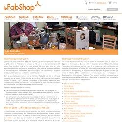 Les Fab Labs