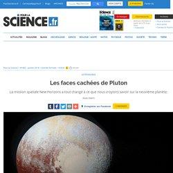 Les faces cachées de Pluton