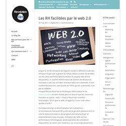 Les RH facilitées par le web 2.0 - Revolution-RH
