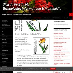 Blog du prof T.I.M. – Lycée C.F.A. du Mené – Extranet