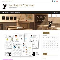 Les fiches de sons – Le blog de Chat noir