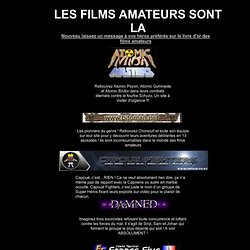 Les Films amateurs