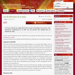 Les fils RSS/Atom et la veille